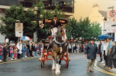 Federation Breweries dray 1991